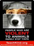 Carteles sobre la Violencia contra los Animales