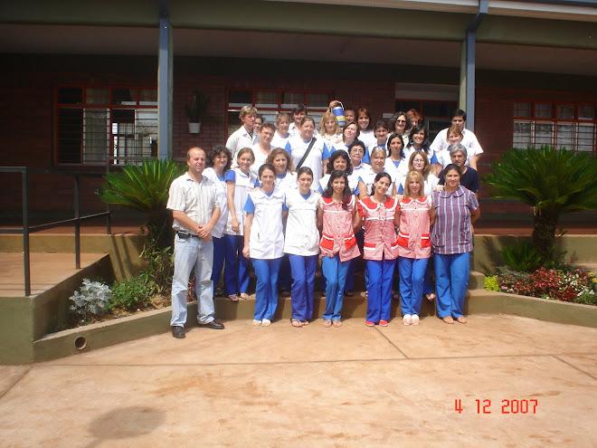 Docentes Escuela nº 402