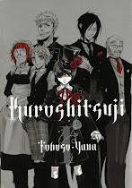 Página web oficial de Kuroshitsuji!