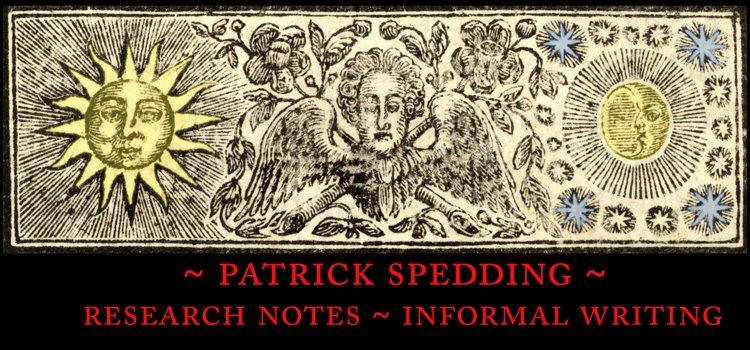 Patrick Spedding