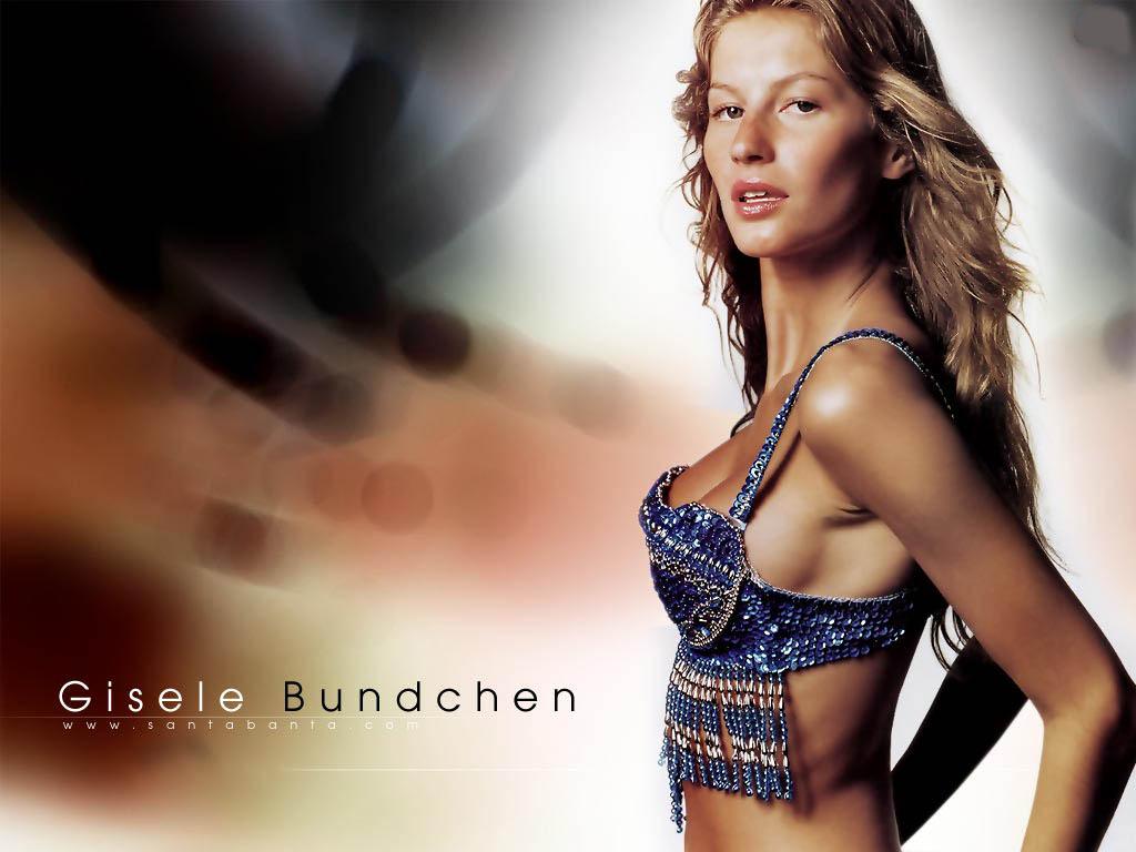 Gisele Bundchen bikini photo