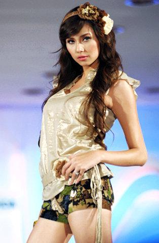 Vo Hoang Yen Miss Universe Vietnam