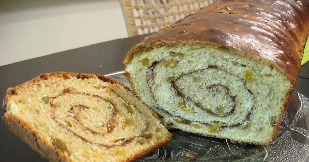 Amicus Cupcake: Raisin Chai Bread