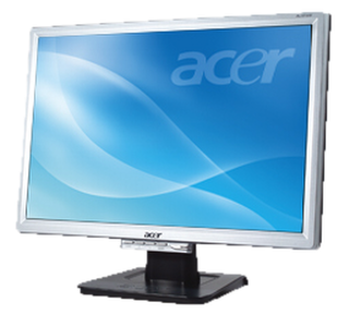 how to clean a monitor screen acer