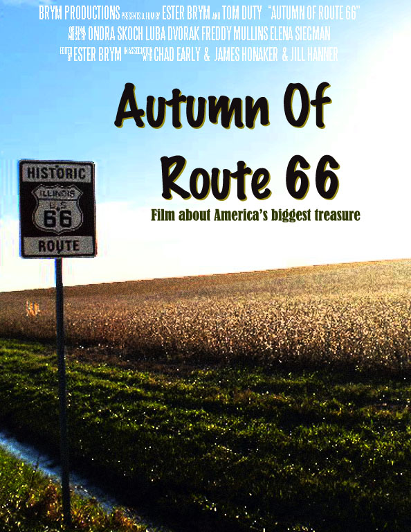Autumn of Route 66 film