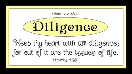 On Diligence