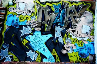 Graffiti Keren 3d
