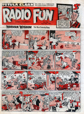 Gary Roberts Comic