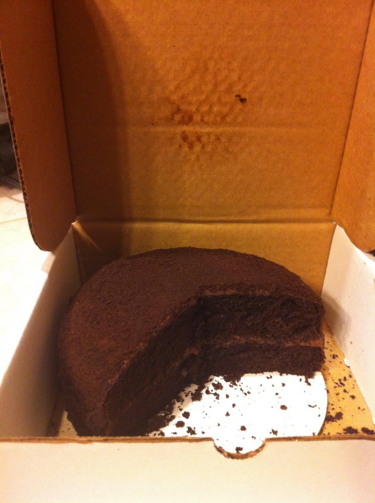 Mckenzie S Blackout Cake