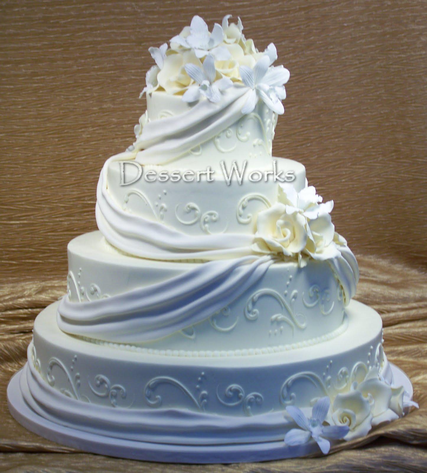 Dessert Works Bakery Classic & Elegant