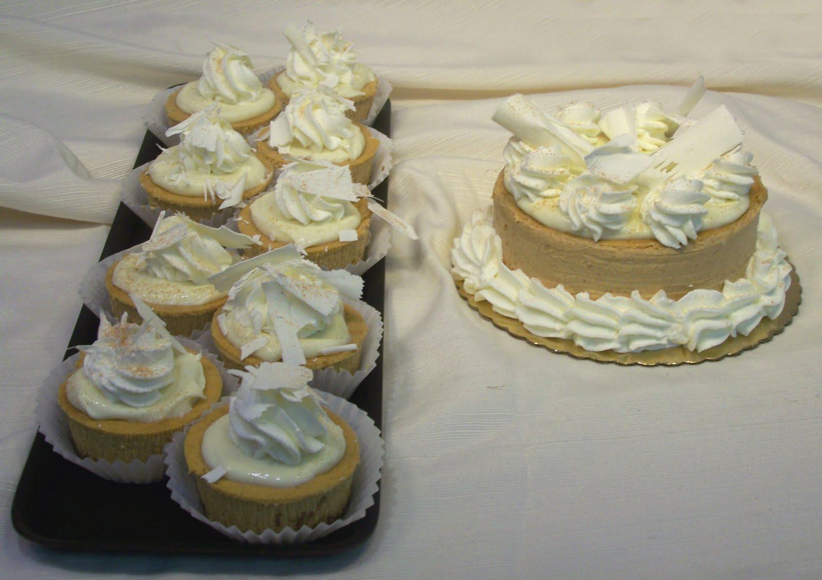 Dessert Works Bakery: Fall Menu