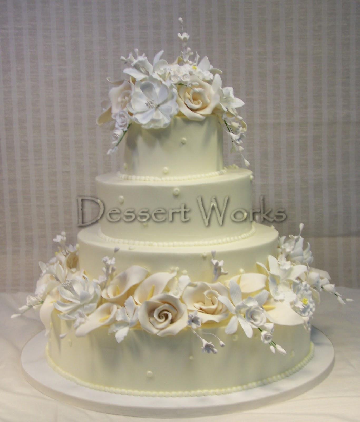 Dessert Works Bakery White & Ivory