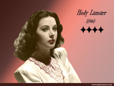 Hedy Lamarr desktop wallpapers