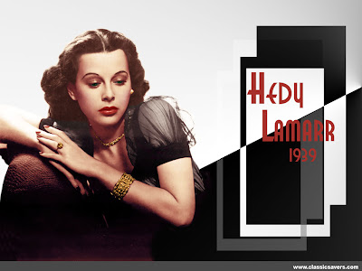 Hedy Lamarr desktops