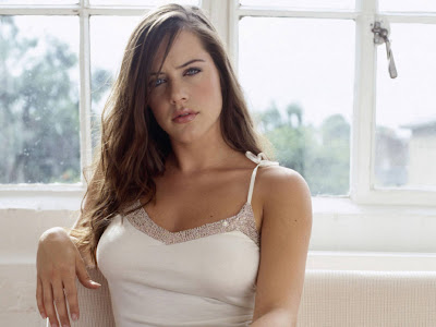 Pretty Michelle Ryan