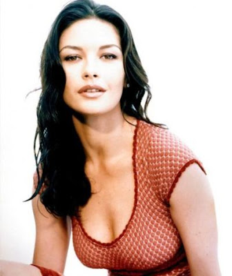 Catherine Zeta Jones hot