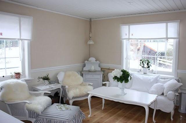 Con encanto interiores en blanco - Interiores con encanto ...