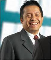 Dr. Tirta Hidayat, The Deputyof Economy