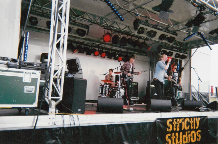 it's cohen: uk style blog - rebecca cohen, brownstock festival 2010, disposable camera, 35mm film