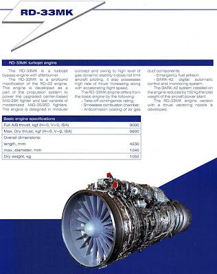 MiG-29/ΜiG-35 Fulcrum: News RD-33MK+Turbofan
