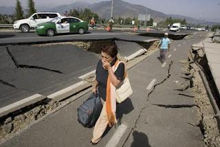 Ruta 5 Sur: Los efectos del sismo causan gran impacto