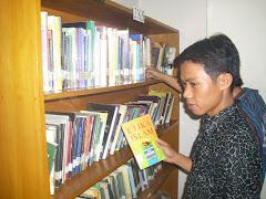 Dengan Gerakan Jambi membaca    akan menciptakan SDM berkualitas