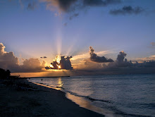 Sunset, Cozumel