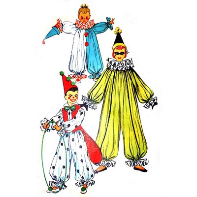 Sewing Patterns For Clowns | New Free Patterns