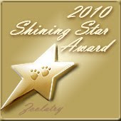 Shining Star  Award 2010