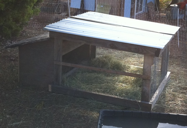 farm natters diy duck shelter
