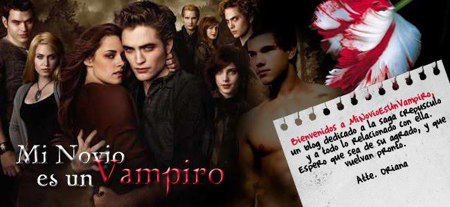 Mi Novio Es Un Vampiro - Blog dedicado a Crepusculo