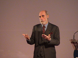 Sir Vin Cerf Speaking about the future of internet