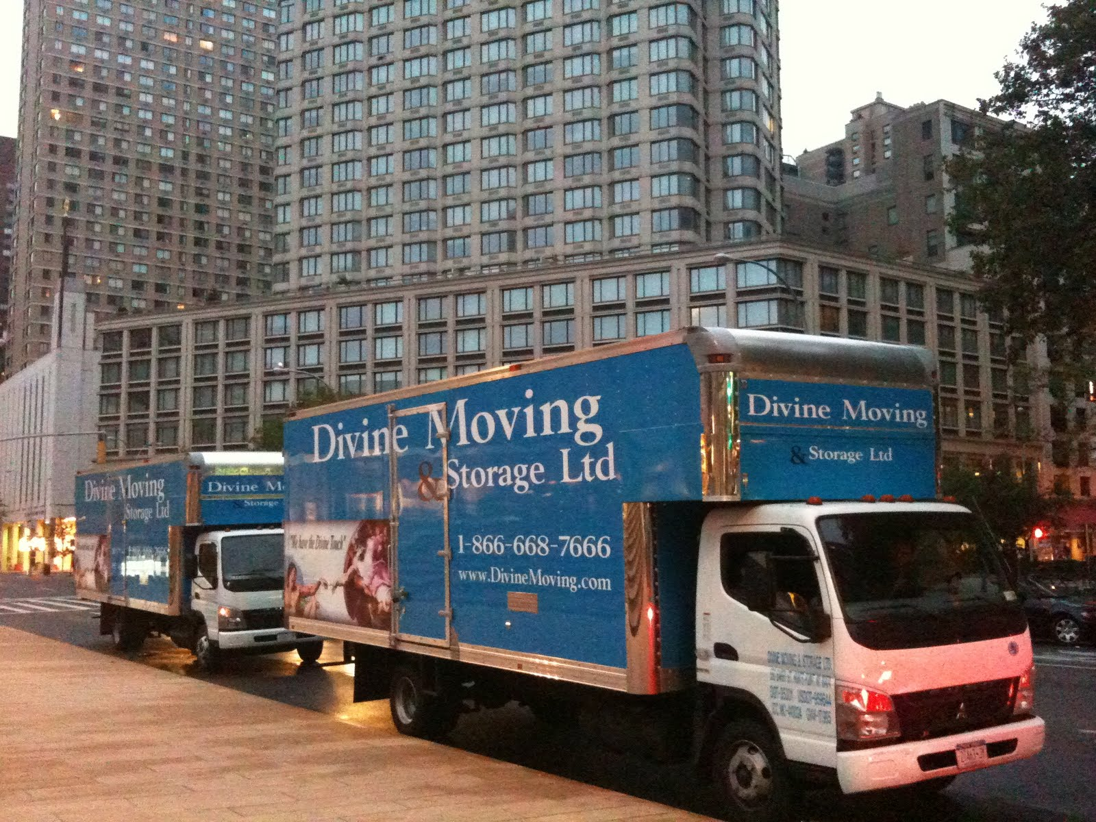 Need Storage? Divine Moving And Storage Offers A Free Month Of Storage With  Any Booked Move. Call 212 244 4011 Or Log On To Http://www.divinemoving.com  For ...
