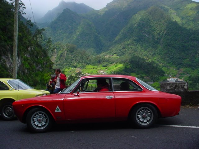 squadra Alfa Romeo Madeira - 10 Maio de 2009