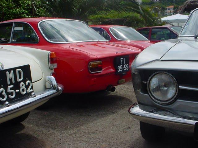 Squadra Alfa Romeo Madeira - 10 de Maio  2009