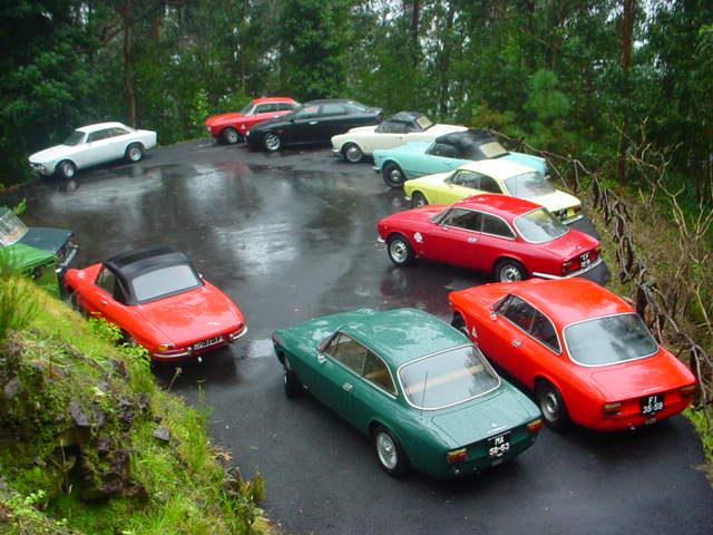 Squadra Alfa Romeo Madeira  - Nov. 2009