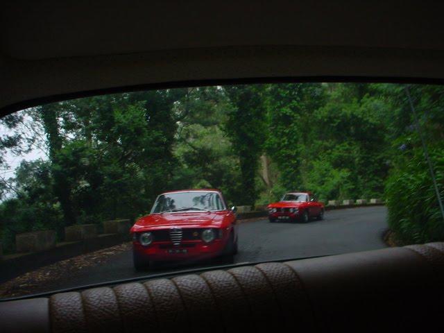Squadra Alfa Romeo Madeira - 19 Julho 2009