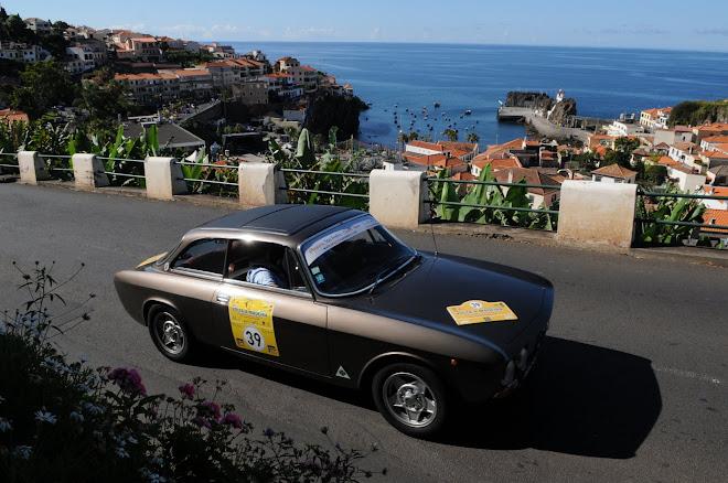 """"""" Pharma São Pedro Classic Team """" - Um Team Alfista - Alfa Romeo 2000 GTV"""