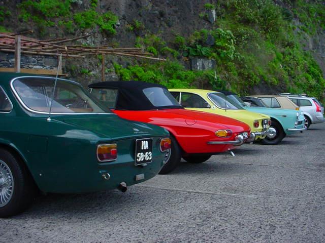 Squadra Alfa Romeo Madeira - Nov 2009