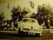 Membro Squadra - Miguel Santos - Alfa Romeo Giulietta Sprint Veloce 101