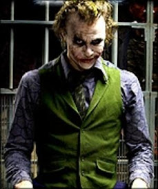 It's me. Look at me. Why so Serious?