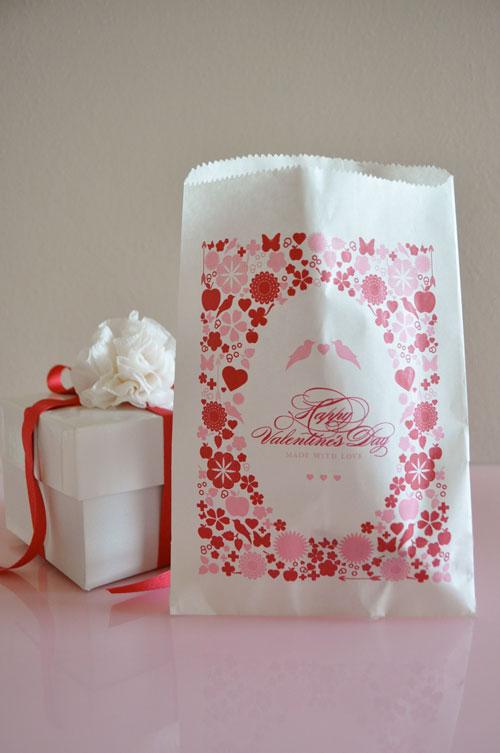 Valentine goodie bags 2