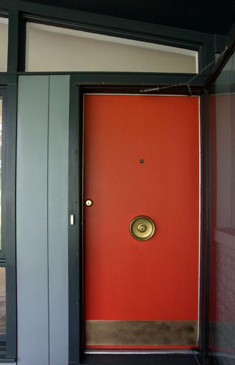 Mid Century Modern Exterior Door Knobs