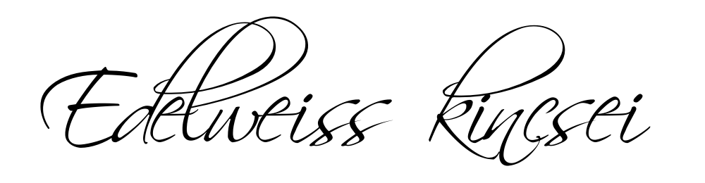 Edelweiss kincsei