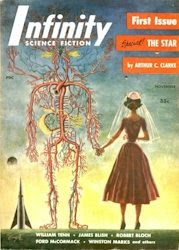 Infinity Science Fiction November 1955