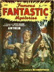 Famous Fantastic Mysteries June 1953