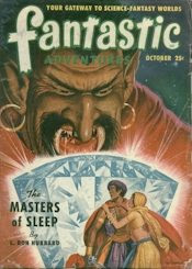 Fantastic Adventures October 1950