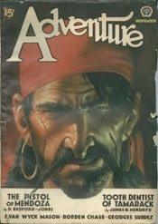 Adventure November 1939