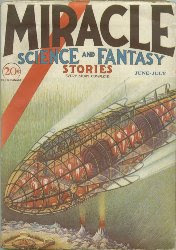 Miracle Science and Fantasy Stories 1931