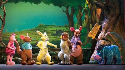 Disney Live Kubuś Puchatek